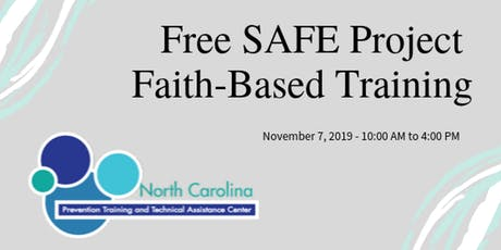 safe project faith-based community training