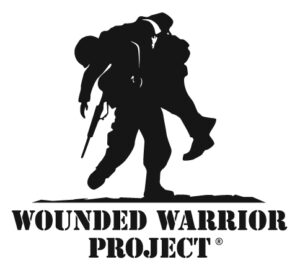 Wounded Warrior Project White Logo