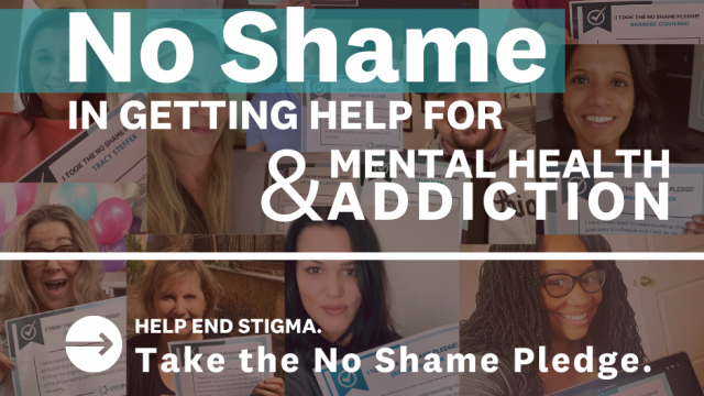 No Shame Web Feature